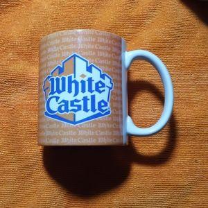 White Castle Mug